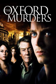 Watch The Oxford Murders (2020) Fmovies