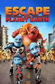 Watch Escape from Planet Earth (2021) Fmovies