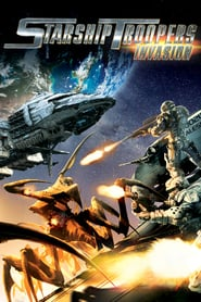 Watch Starship Troopers: Invasion (2021) Fmovies
