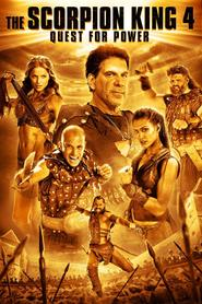 Watch The Scorpion King 4: Quest for Power (2021) Fmovies