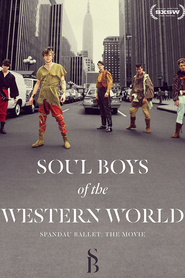Watch Soul Boys of the Western World (2021) Fmovies